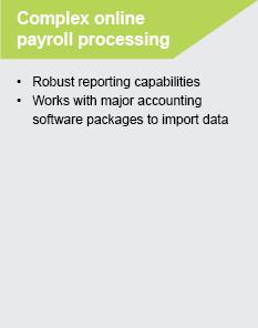Payroll Complex